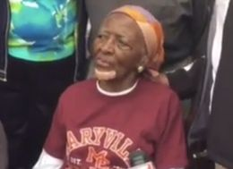 100-Year-Old Makes A Dash To Break Guinness' 100-Meter Record