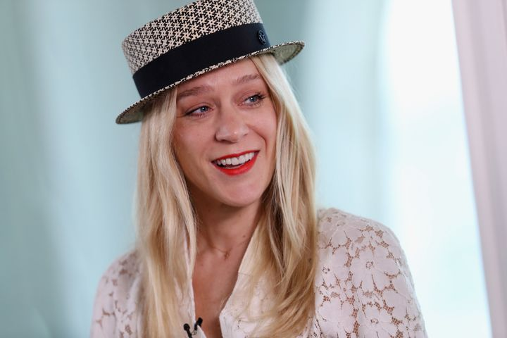 Chloe Sevigny attends Kering Talks Women In Motion At The 69th Cannes Film Festival on May 18, 2016 in Cannes.