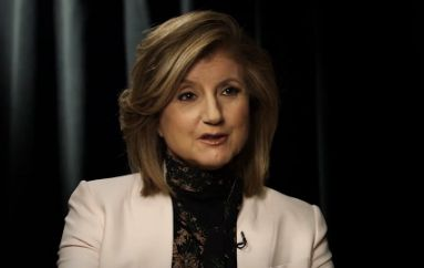 Arianna Huffington explains why its important for students to get adequate sleep.
