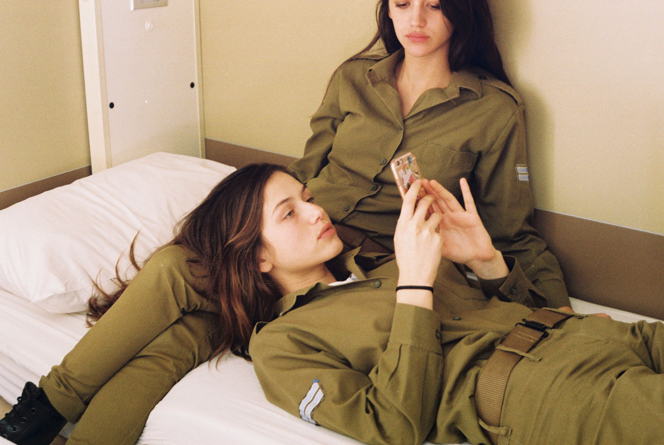 Something Hot israeli women soldiers