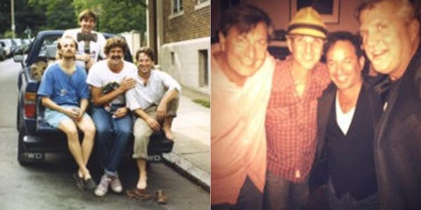 <i>&ldquo;My bromance is four male friends who met in the 1980s in Boston as college students in our 20s. This bonding led to