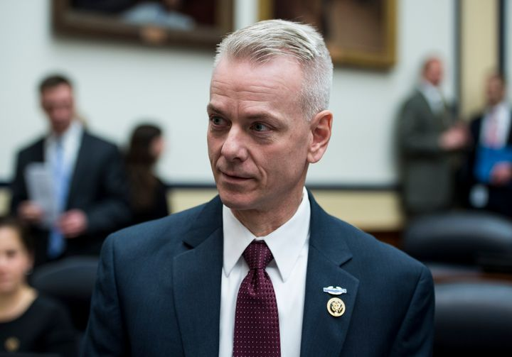 For some reason, Rep. Steve Russell (R-Okla.) thought it made sense to add language to a defense bill that allows federa