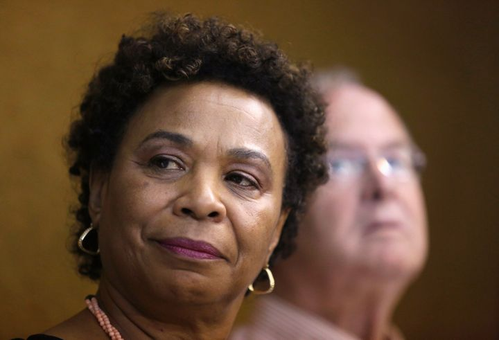 U.S. Rep. Barbara Lee (D-Calif.) is the sponsor of an amendment that would have revoked the 2001 Authorization for Use of Mil