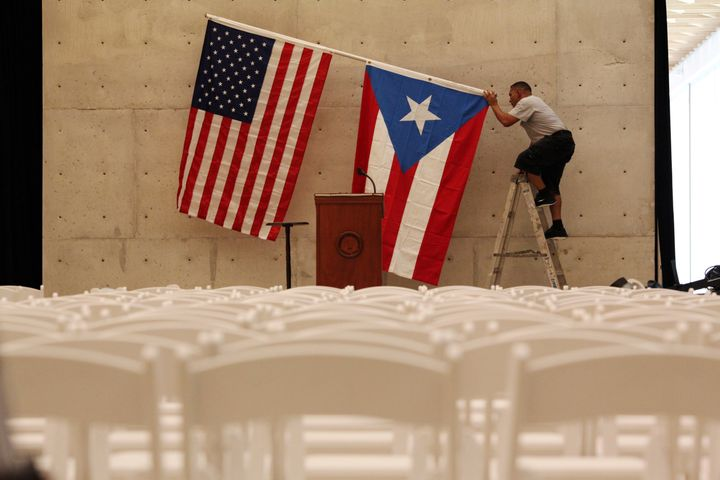 The poll found just 43 percent of Americans knew the citizenship status of Puerto Ricans.