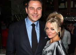 David Walliams Speaks Out In Support Of His 'Sister' Sheridan Smith