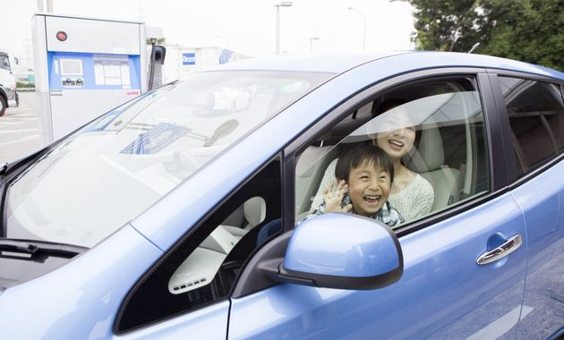 More Than A Third Of British Parents Let Their Kids Drive A Car Underage, Survey