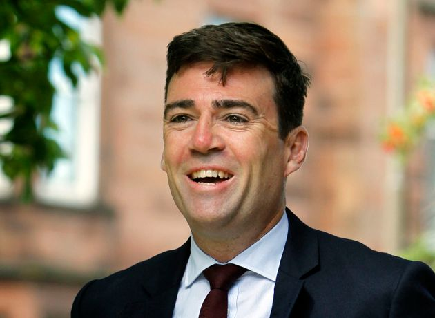 Andy Burnham Says He'll Revive Manchester's Music Scene If Elected City