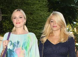 Holly Willoughby Sends Fearne Cotton The Best Style Inspiration