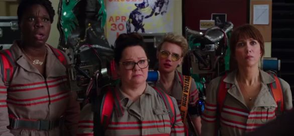 The new Ghostbusters is already spooking critics ahead of its arrival in