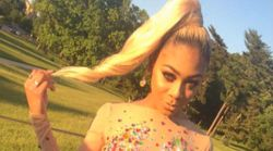 High Schooler's Beyoncé-Inspired Prom Dress Is All Sorts Of