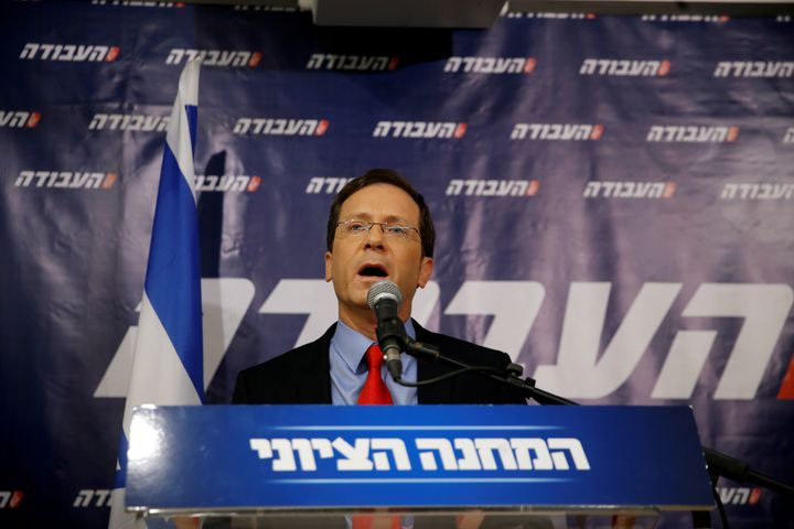 Isaac Herzog, leader of the center-left Zionist Union party, said that bringing Lieberman in would result in government