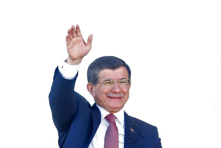 Ahmet Davutoglu announced earlier this month he was stepping down as head of the AKPfollowing an increasingly public ri