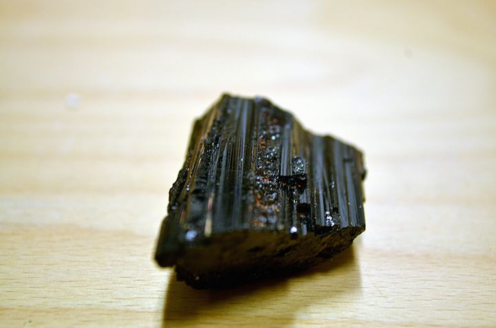 Setting Black Tourmaline Crystals Throughout Your Home Helps To Absorb Negative Energy