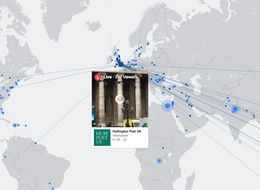 Watch Facebook Live Videos From Around The Globe With This Interactive Map