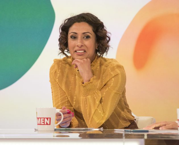 Saira Khan's Husband Denies Claims He Can Sleep With Other