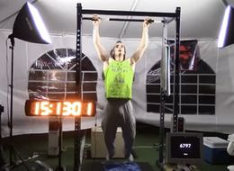 Teen Does More Pullups In A Day Than You'll Do In A Lifetime