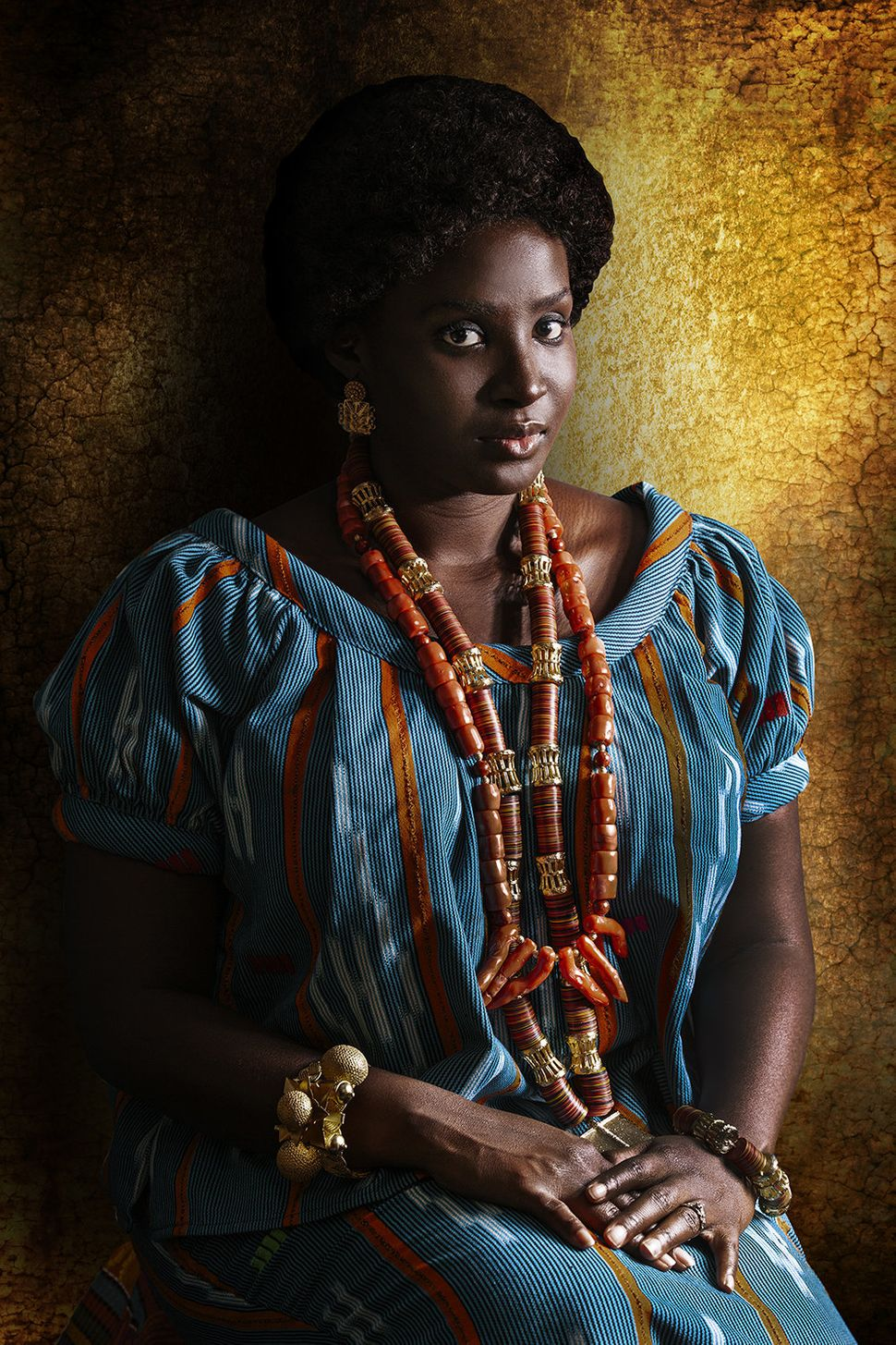 Sandrine Amah is a chemical engineer in cosmetics. She is from Akan. She spent herchildhood in Abidjan (Ivory Coast) an