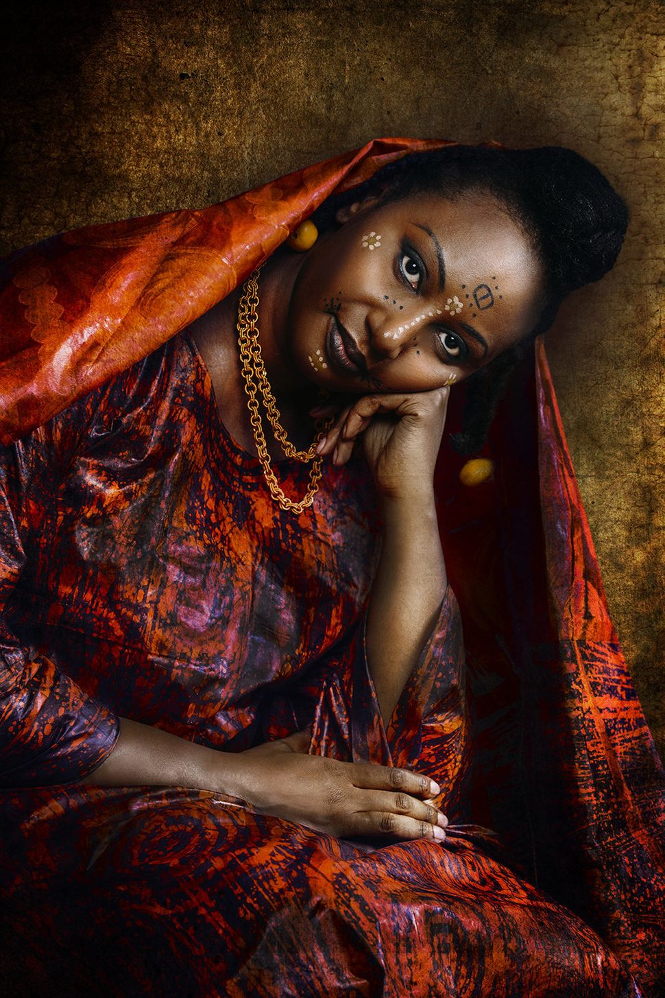 Nabou Fall, 46, works in communication and public relations. Shewas born in Dakar and raised in Abidjan.