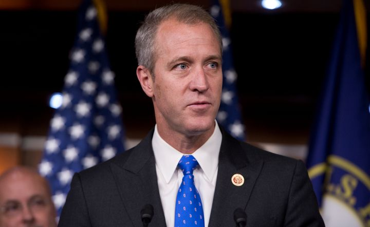 Rep. Sean Patrick Maloney tried to strip out a measure that allowed discrimination against LGBT employees, but the GOP scramb