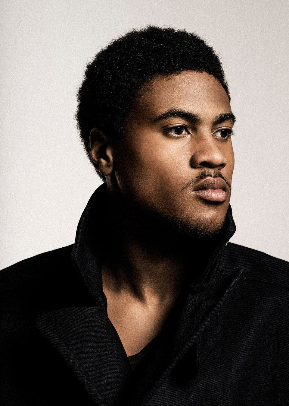 "RJ Peete, who appears on the OWN series ""For Peete's Sake,"" says one of his aspirations is to be a professional model."