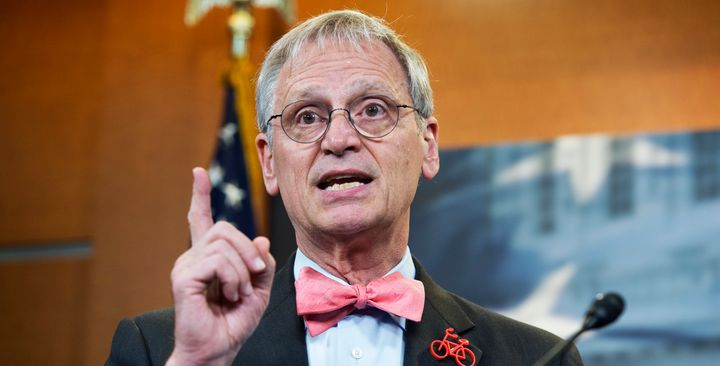 Rep. Earl Blumenauer (D-Ore.) introduced the amendment.