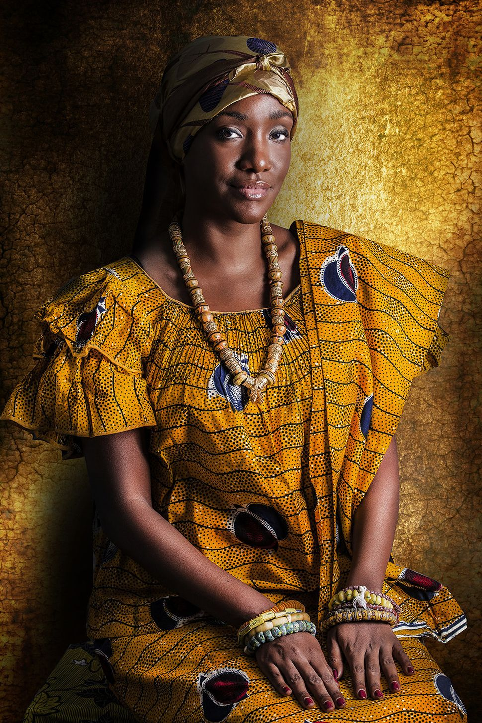 Naema Assassi is a real estate business developer. Her family is from the center of the Ivory Coast (Akan). Naema grew up in