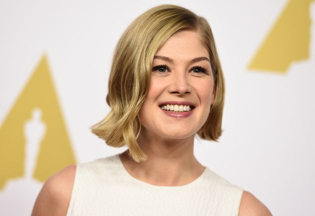 'Gone Girl' star and former 'Bond Girl' Rosamund