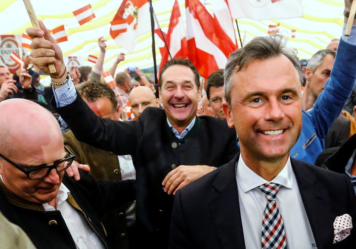 Populist right-wing presidential candidate Norbert Hofer's rise in Austriahas many European onlookers scratching their