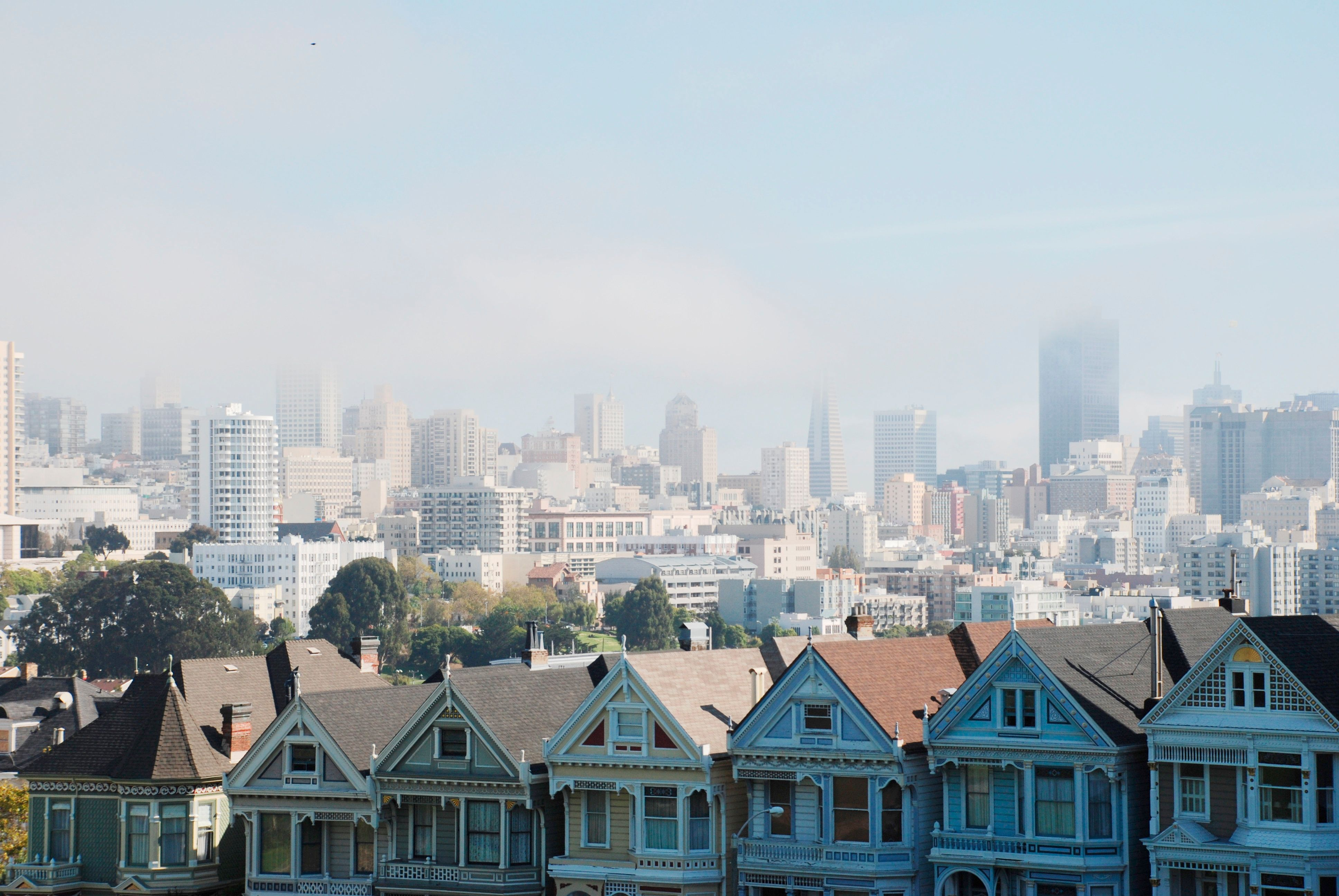 A view of San Francisco. The city's housing crisis goes back decades and has been marked by consistently rising rents, accord
