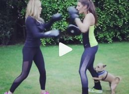 There's A Reason Amanda Holden's Dog Is Called 'Rudie'