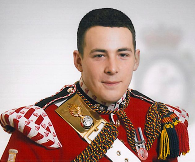 Lee Rigby was killed in an attack in