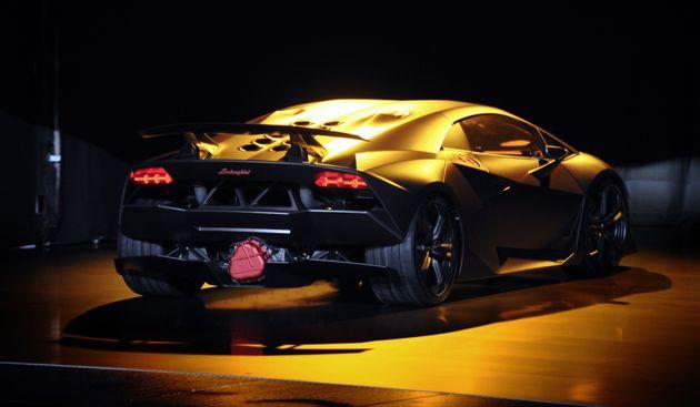 This Absurd $3 Million Lamborghini Is More Alien Spaceship Than