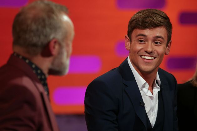 Tom appears on this week's 'Graham Norton
