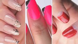 Vintage Mani Inspo: Watch 100 Years Of Nail Art In Two Minutes