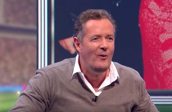 Holly Willoughby Puts Piers Morgan Right In His