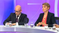 BBC Question Time: Yvette Cooper Slams Nigel Farage For Evoking Enoch Powell's 'Rivers Of Blood' Speech