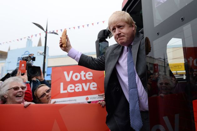 Labour's Tom Watson Says 'Selfish' Boris Johnson Has 'Hijacked' EU Referendum For 'Political