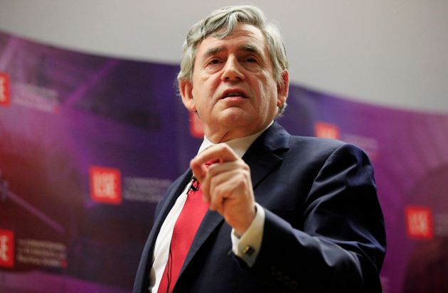 Gordon Brown Issues Direct Appeal To Labour Voters To Back