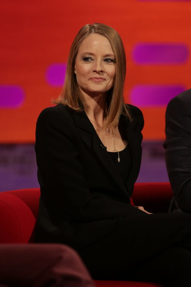 Jodie Foster Admits She Never Spoke To Anthony Hopkins During Filming Of 'The Silence Of The
