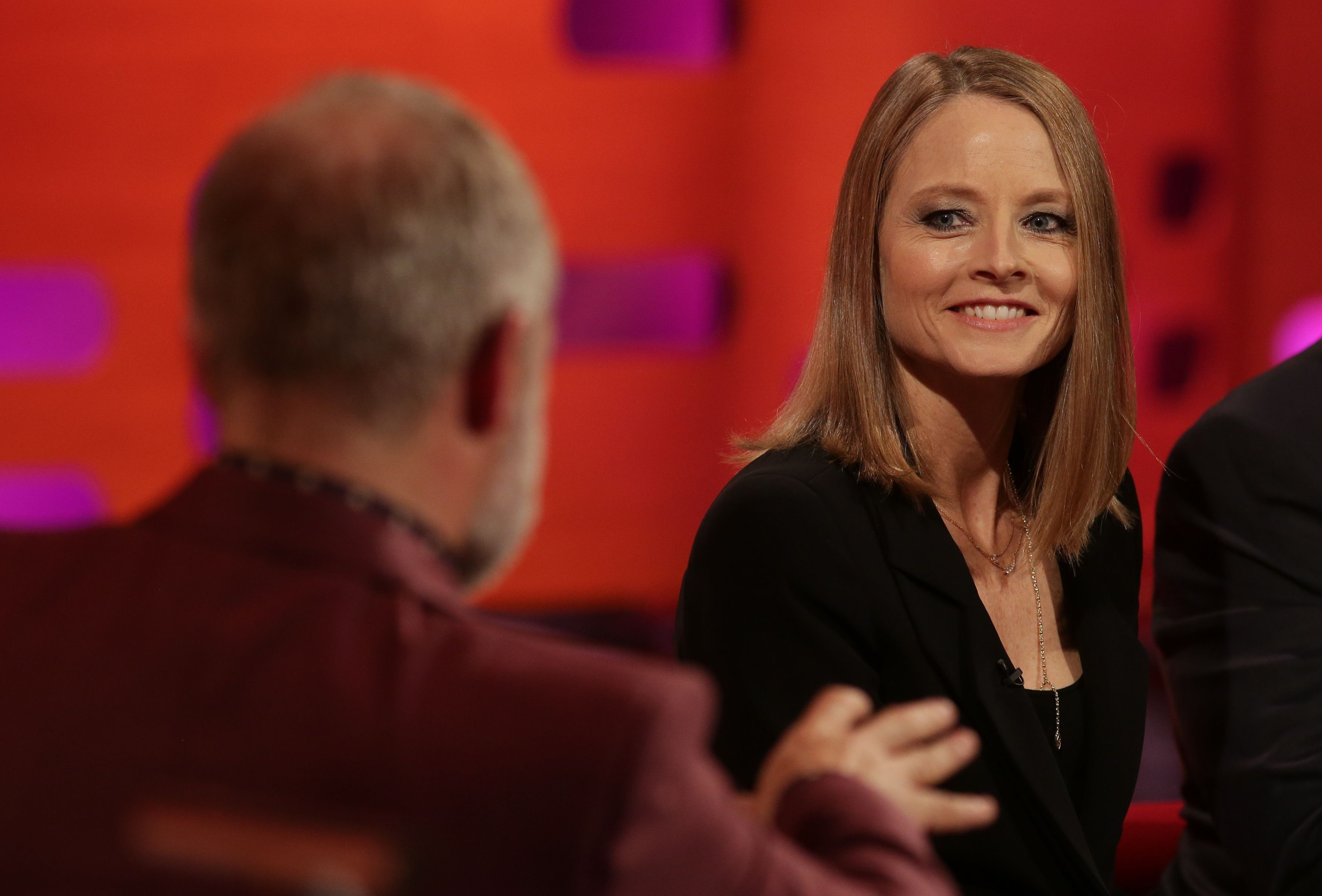 Jodie Foster Reveals She Never Spoke To Anthony Hopkins On 'Silence Of The Lambs'