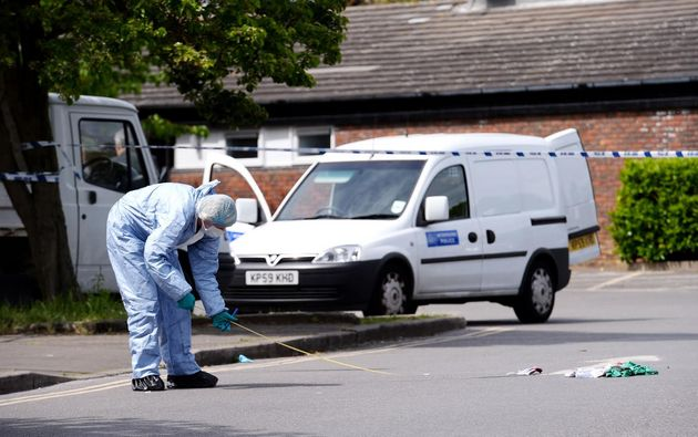 Four women were stabbed in the car park of Sainbury's in