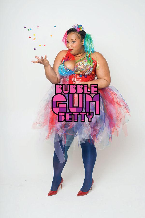 Annika Reid is Bubblegum Betty.