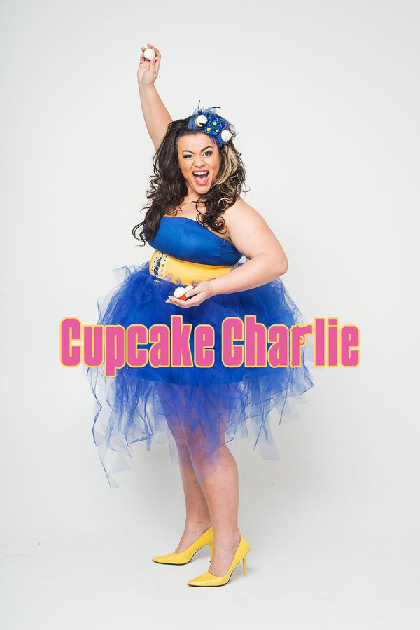 "Steff ""Ivory"" Conover is Cupcake Charlie."
