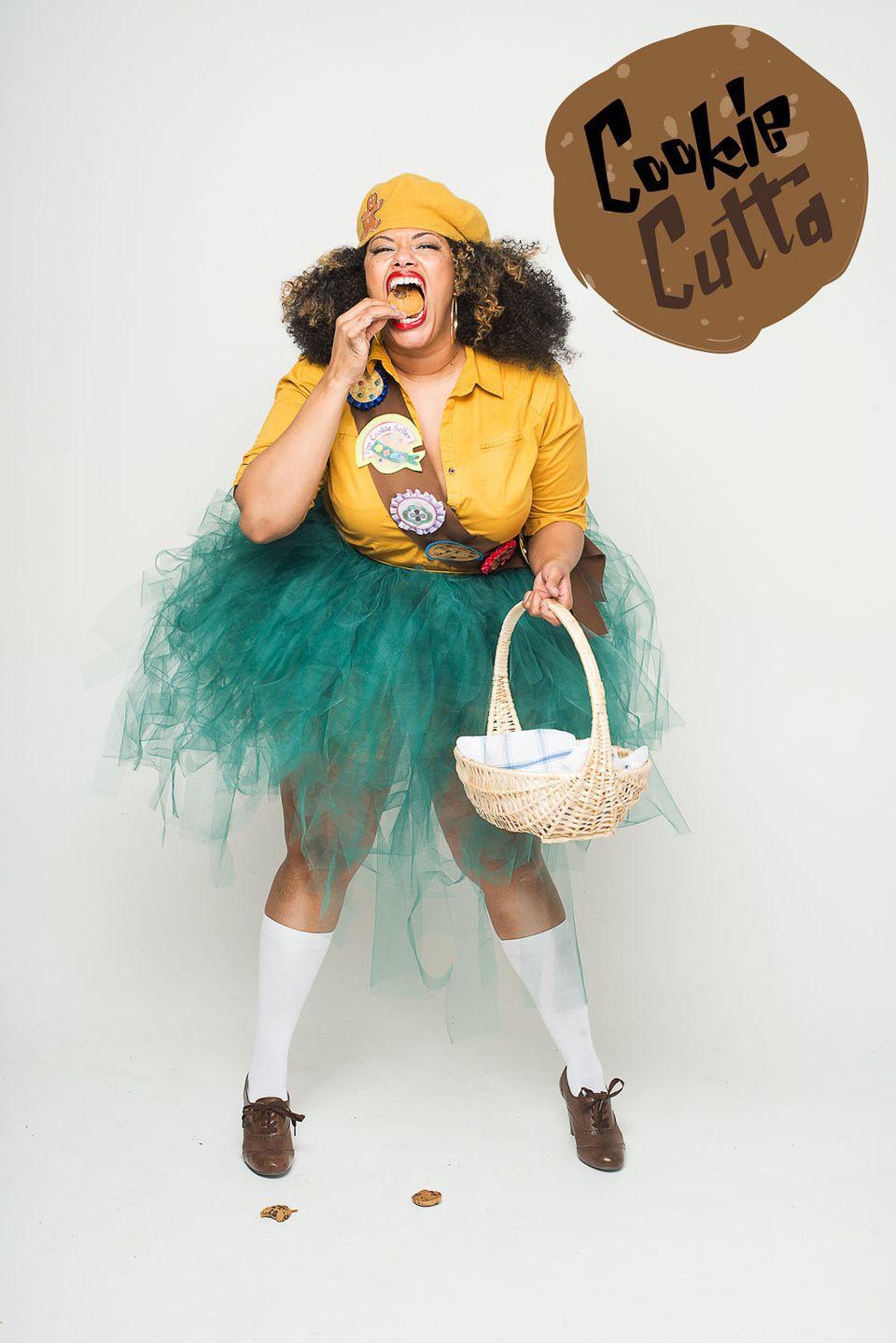 Rachel Marcus is Cookie Cutta.