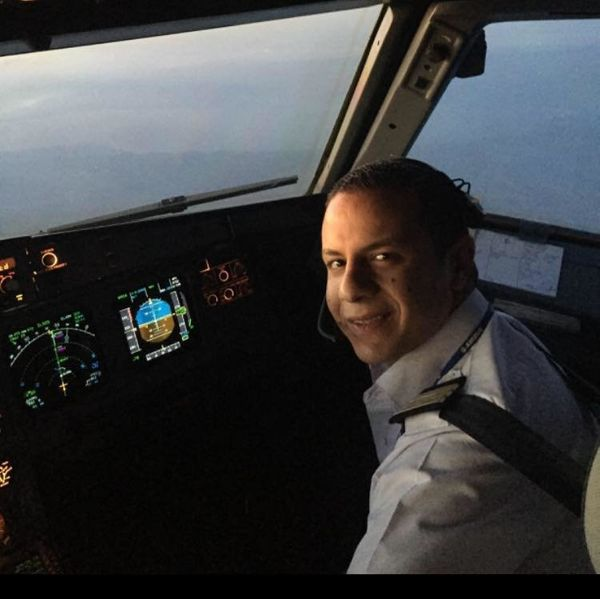"Assem, the plane's co-pilot,&nbsp;had logged 2,766 flying hours with EgyptAir, the airline <a href=""http://www.nytimes.com/li"