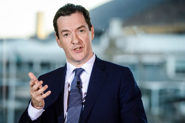 George Osborne Warns House Prices Will Be Hit By At Least 10% Under