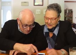 Grandparents Hilariously Try To Find Dates For Their Grandson
