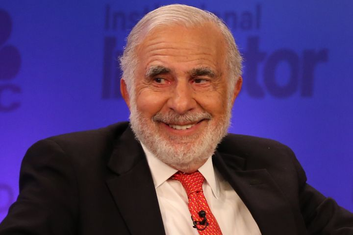 Carl Icahn is one of five activist investors launching a new lobbying group to promote their agenda.