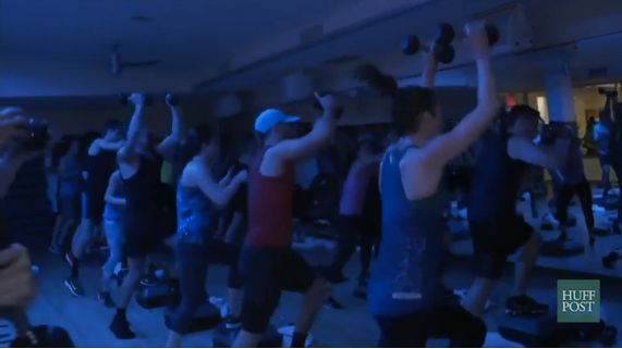 HuffPost Video takes you inside a 30/60/90 workout class.