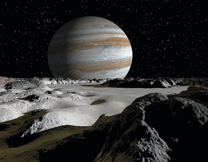 Jupiter's Ocean Moon Europa May Be A Good Place To Swim ...